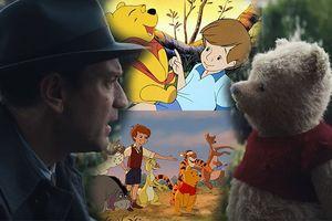 Tuổi thơ ùa về trong teaser của 'Christopher Robin' - Phiên bản live-action của gấu Pooh