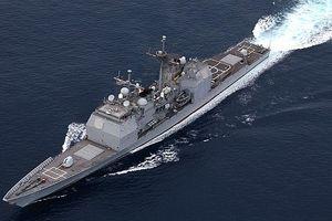 Choáng kho vũ khí của tuần dương hạm đông nhất thế giới