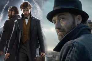 'Fantastic Beasts 2': Về lại trường Hogwarts và gặp cụ Dumbledore thời trẻ trong teaser đầu tiên