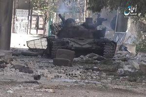 IS nhất loạt tấn công ở Deir Ezzor, Damascus, hàng loạt binh sĩ Syria thiệt mạng