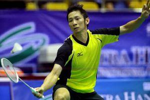 Tiến Minh là hạt giống số 2 Giải cầu lông quốc tế Ciputra Hà Nội