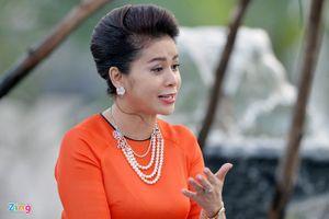 Vợ ông chủ Trung Nguyên - Đặng Lê Nguyên Vũ: Chỉ mong nói chuyện với chồng