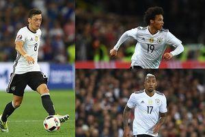 Đội hình công cường thủ chắc giúp Đức đả bại Tây Ban Nha