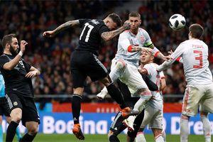 Tây Ban Nha 'nghiền nát' Argentina trong trận đấu thiếu Messi