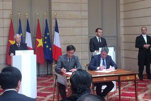 Đẩy mạnh hợp tác pháp luật Việt - Pháp xứng tầm quan hệ đối tác chiến lược