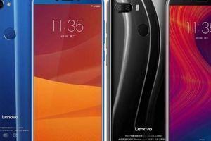 Lenovo tung smartphone tràn viền, camera kép, giá 2,5 triệu đồng