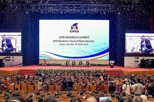 Chính thức khai mạc Diễn đàn Thượng đỉnh Kinh doanh GMS