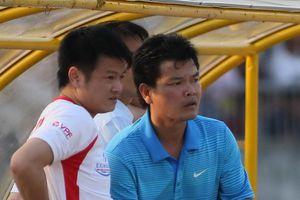 Lê Huỳnh Đức làm thầy 'cậu bé Vàng' Văn Quyến