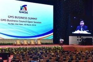 Diễn đàn thượng đỉnh kinh doanh GMS lần đầu tiên được tổ chức tại Hà Nội