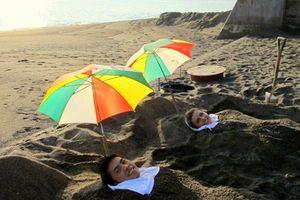 Mẹo dùng gừng và cát biển giúp giảm đau, loại bỏ độc tố, chữa bệnh thận