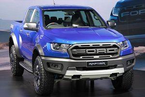 Hình ảnh thực tế Ford Ranger Raptor - Thành viên mới nhất gia đình Ranger