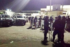 Mexico: Tù nhân nhốt cảnh sát vào phòng và phóng hỏa, ít nhất 6 người thiệt mạng