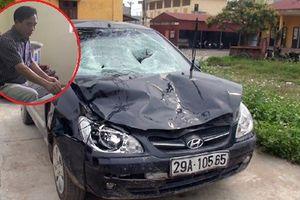 Chủ tịch xã gây tai nạn chết người bỗng dưng biến mất