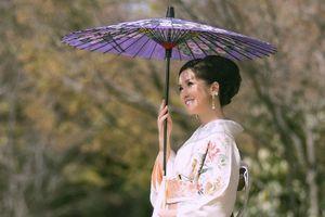 Diva Hồng Nhung mang 'Diễm xưa' đến xứ hoa anh đào