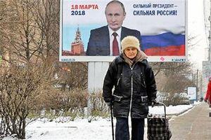 Trung Quốc xoáy thẳng nỗi đau Nga