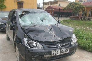 Khởi tố Chủ tịch xã gây tai nạn cho 4 học sinh