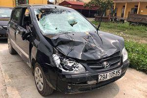 Khởi tố chủ tịch xã gây tai nạn rồi nhờ người nhận tội thay