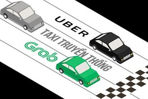 Cuộc 'hôn nhân' Uber và Grab sẽ khiến taxi truyền thống khó khăn hơn?