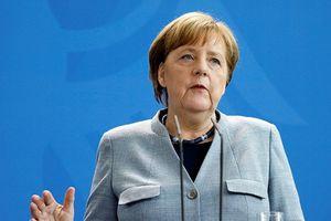 Bà Merkel: Bằng chứng dùng vũ khí hóa học ở Syria đã 'rõ ràng'