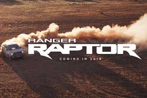 Ford Ranger Raptor ra mắt tại Thái Lan trong tháng 2/2018