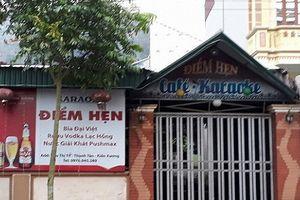 Tạm giam 5 thanh niên vụ xô xát ở quán karaoke làm 1 người chết