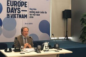 'Những ngày châu Âu 2018' sắp diễn ra tại Hà Nội và TP. Hồ Chí Minh