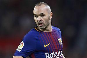 Rời Barcelona, Iniesta chọn đến đỗ mới nào?
