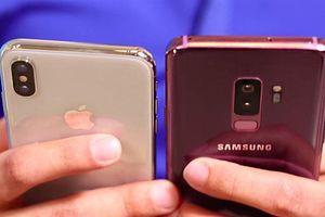 IPhone X khiến thế giới chào thua, đến lượt Samsung thất thế