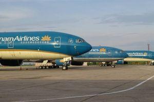 Vietnam Airlines đặt mục tiêu 2.421 tỷ đồng lợi nhuận hợp nhất trong năm 2018
