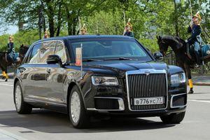 'Soi' siêu xe phục vụ lãnh đạo Nga - Liên Xô