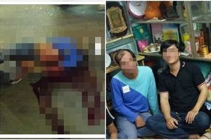Vụ hai hiệp sĩ bắt cướp bị đâm chết: Bức ảnh chụp chung và lời kể người trong cuộc