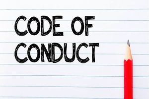 'Miếng thịt bò đã bị ăn bởi tôi', hay ý nghĩa của 'Code of conduct'