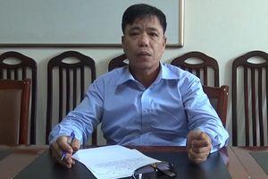 Quảng Ninh: Bắt giữ đối tượng bị truy nã vì nhận nửa tỷ để 'chạy việc' rồi bỏ trốn