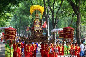 Hà Nội tổ chức lễ hội kỷ niệm 590 năm ngày Vua Lê Thái Tổ đăng quang