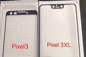 Đến lượt Google Pixel 3 XL có màn hình khuyết giống iPhone X?