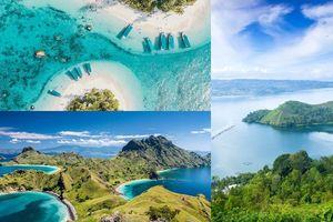 Không nổi tiếng bằng Bali nhưng đây vẫn là những địa điểm đẹp mê hồn ở Indonesia