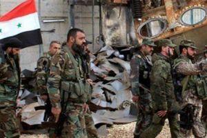 Lực lượng khổng lồ đánh nam Syria: Damacus chơi tất tay