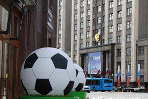 World Cup 2018 vẫn chưa làm 'nóng' bầu không khí ở Moskva