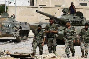 SAA có nhóm bí mật giúp chống lực lượng Mỹ hậu thuẫn