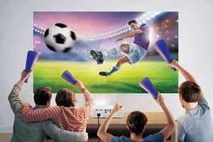Kinh nghiệm chọn mua máy chiếu xem World Cup 2018