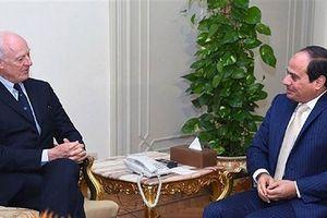 Ai Cập nỗ lực giúp Syria vượt qua khủng hoảng