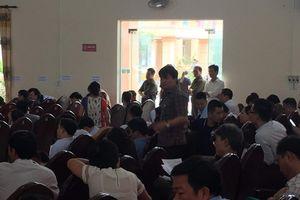 Cơ quan công an mời Bí thư Đảng ủy xã Quảng Lợi lên làm việc