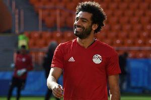 Ai Cập - Urugoay: Hồi hộp đón chờ cuộc 'thư hùng' giữa Salah và Suarez