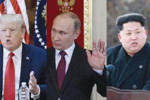 Nga sẽ đánh 'canh bạc lớn' khi xây dựng đường ống dẫn khí qua Triều Tiên?