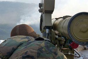 Quân đội Syria, các nhóm thánh chiến bắn phá lẫn nhau bằng tên lửa chống tăng