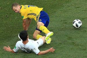 Thụy Điển 1-0 Hàn Quốc: Quả penalty nghiệt ngã