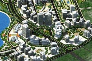 Hà Nội điều chỉnh cục bộ quy hoạch 5 ô đất Khu công viên phần mềm Đông Anh