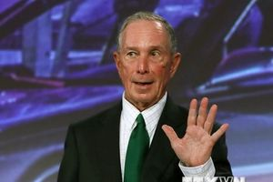 Tỷ phú Bloomberg ủng hộ phe Dân chủ trở lại kiểm soát Hạ viện Mỹ