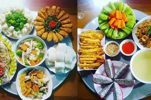 Tham khảo mâm cơm chiều đầy đủ dinh dưỡng cho ngày thi cuối 'trót lọt'