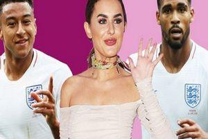 Mỹ nữ 'làm chuyện ấy' trên truyền hình 'gạ tình' tuyển Anh trước giờ bóng lăn